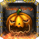 Crazy Party GO Locker Theme icon