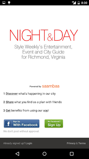 Night Day - Richmond Events