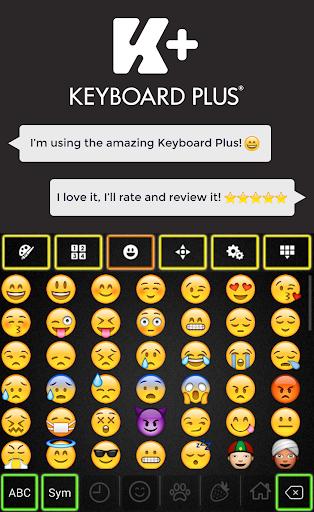 【免費個人化App】霓虹色键盘-APP點子