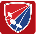 All-American Fencing Academy logo
