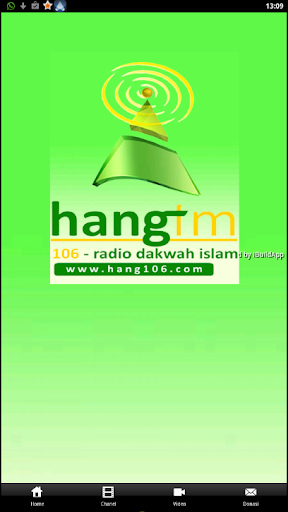 Video Kajian Hang 106 FM