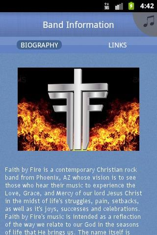 Faith by Fire - screenshot