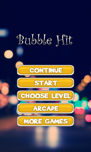 【免費休閒App】Bubble Hit-APP點子