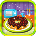 Decoration Game-Melting Donut icon