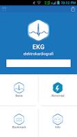 Screenshot of EKG