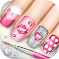 Fashion Nails 3D Girls Game APK