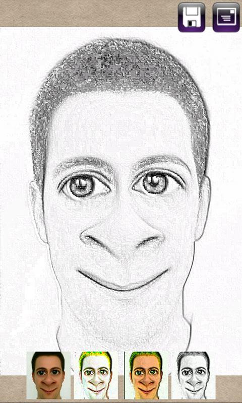 Face Animator - Photo Deformer Pro Screenshot 4