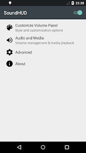SoundHUD Screenshot 1