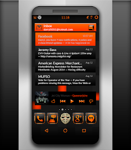 THE VOL NEW CM11 THEME ENGINE v1.2