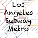 Los Angeles Subway Map logo