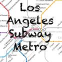 Los Angeles Subway Map logo