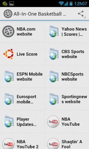 Basketball News and Scores 5.2 screenshots 1