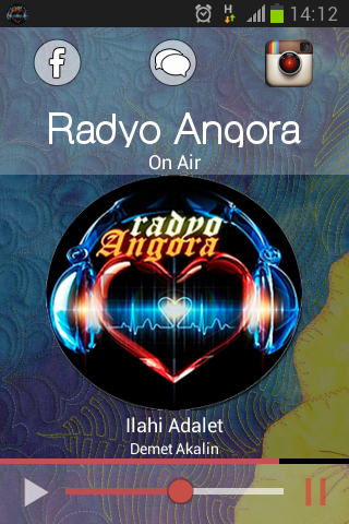 Radyo Angora Damardan Kalbe