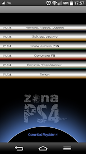 ZONA PlayStation 4