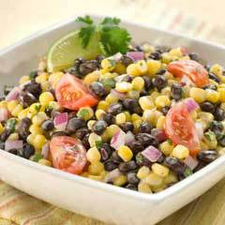 Black Bean & Corn Ranch Salad.