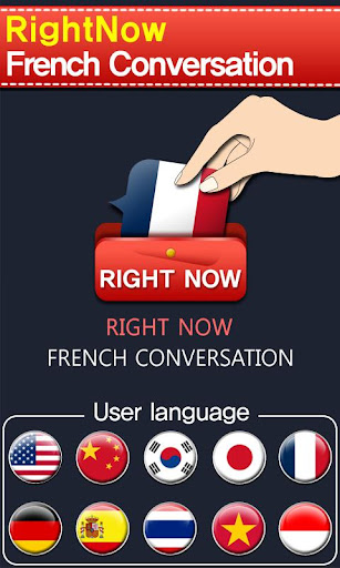 RightNow French Conversation