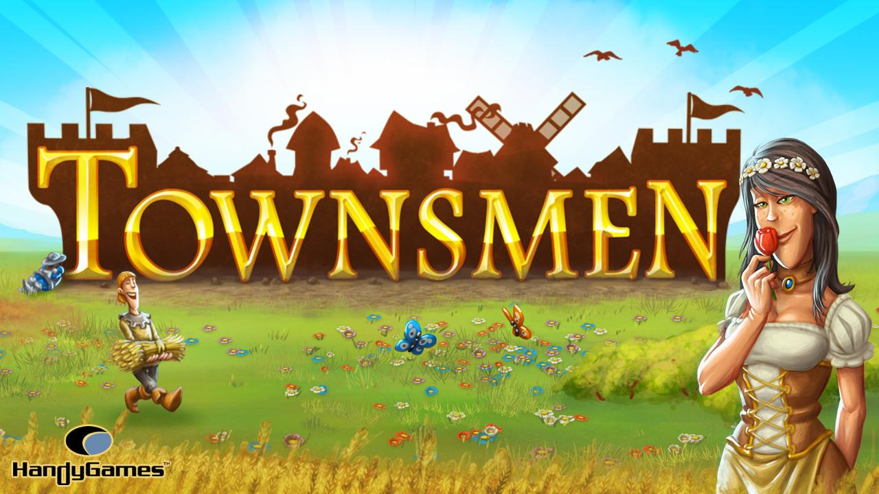 Townsmen - screenshot