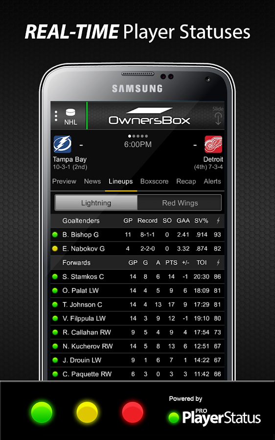 Score and Player Tracker- screenshot