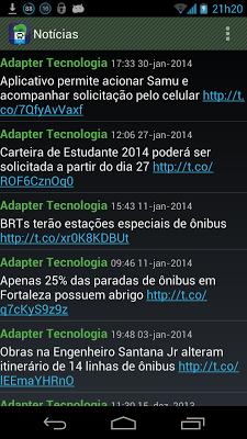Bus-K Fortaleza - screenshot