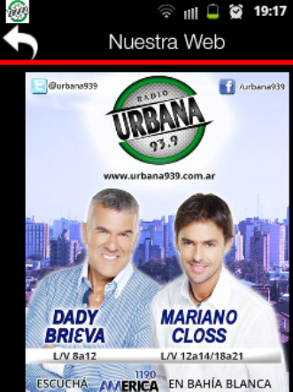 Radio Urbana Fm 93.9