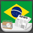 Brazil Radio News icon