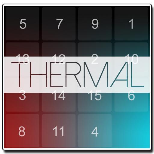 解謎App|Thermal (サーマル) LOGO-3C達人阿輝的APP