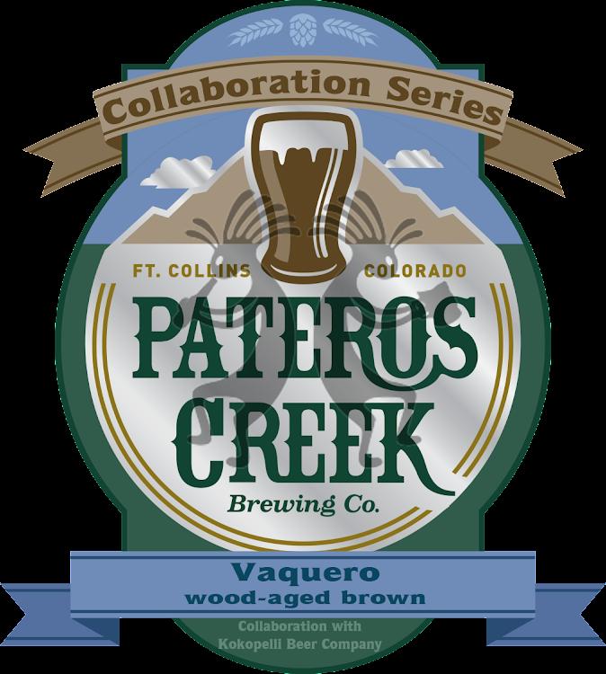 Logo of Pateros Creek & Kokopelli - Vaquero