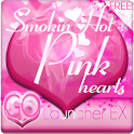 Smokin HOT PINK GO Launcher logo