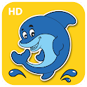 Coloring Sea Animals-Kid Games icon