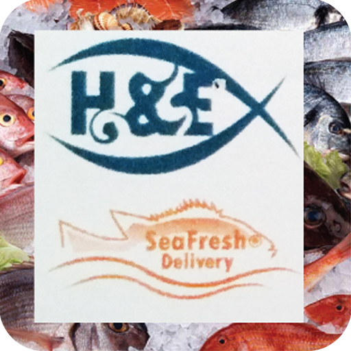 H & E Fish Supplier LOGO-APP點子
