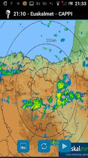 Meteo Radar-ES- screenshot thumbnail