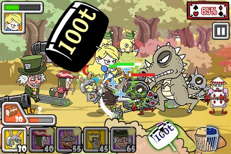 Bloody Alice Defense - screenshot thumbnail