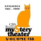 CBS Radio Mystery Theater V.18