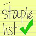 Staple List icon