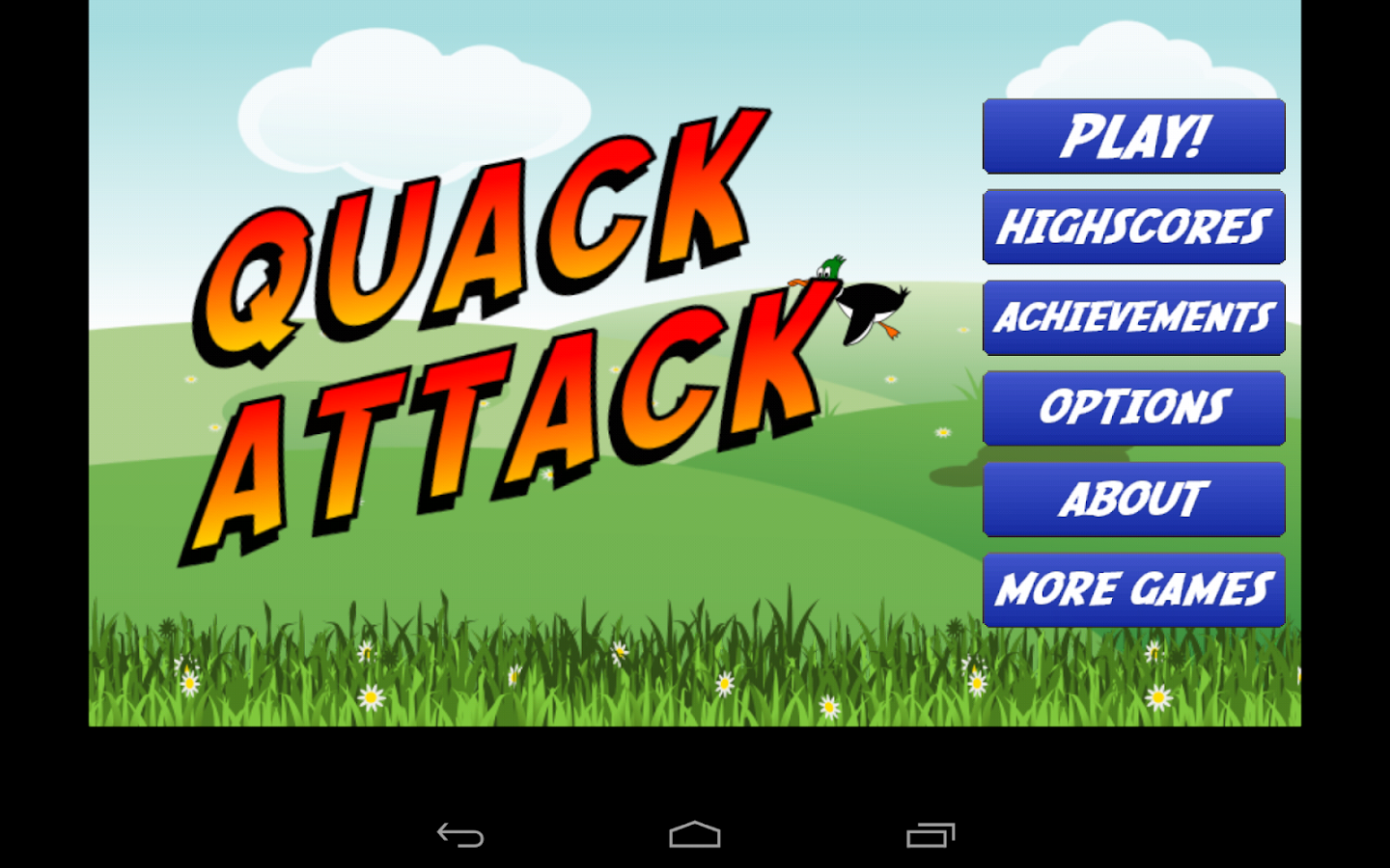 Quack Attack FREE Duck Hunt - screenshot