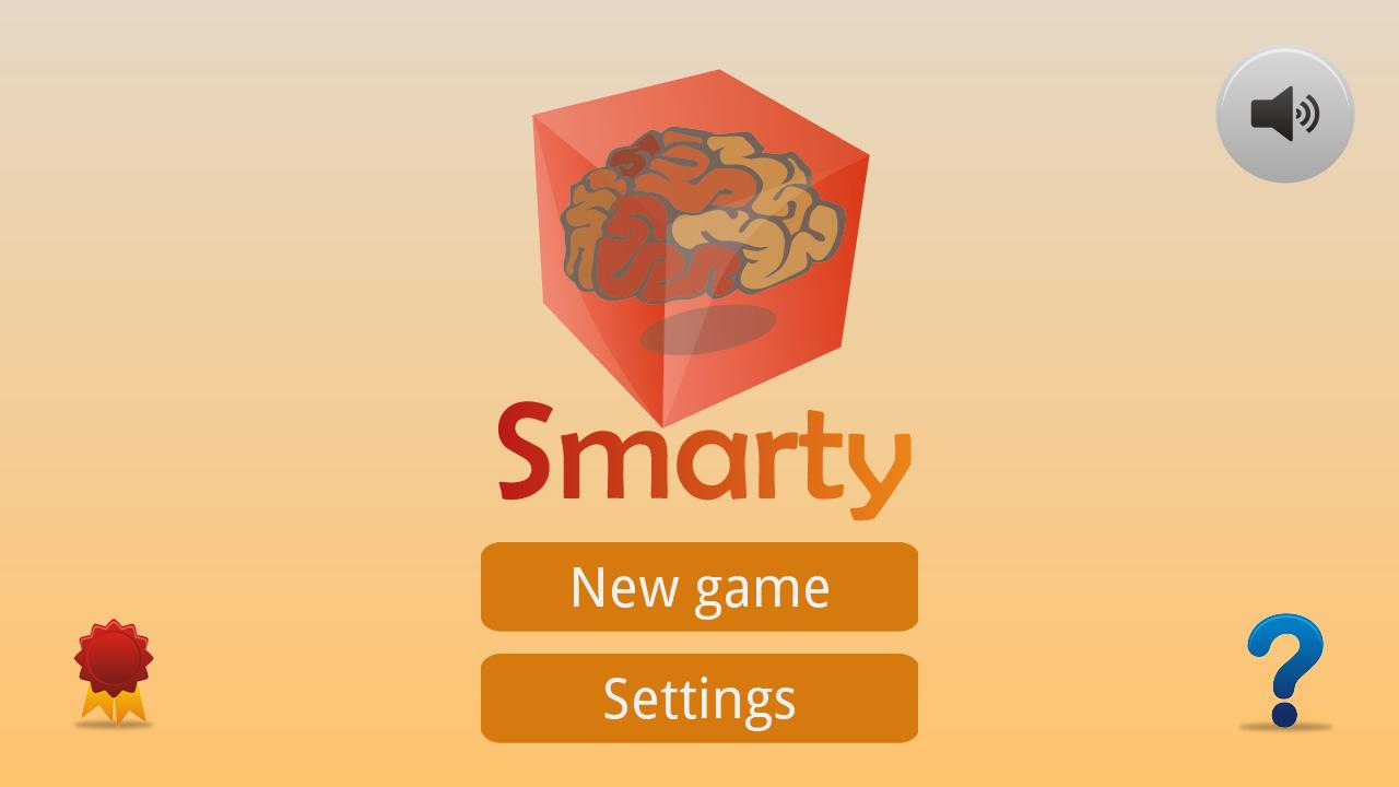 Smarty for TV- screenshot