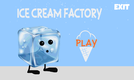 Frozen Ice Cream Factory