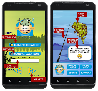 App fishing app barometric fishing apk for windows phone for Fishing apps for android