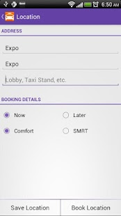 Cabbie Pro - Taxi Cab Booking - screenshot thumbnail