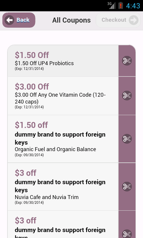 Kankakee Natural Foods- screenshot