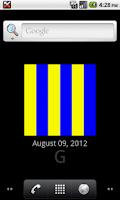 Screenshot of Nautical Flags Live Wallpaper