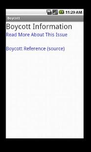 Boycott- screenshot thumbnail