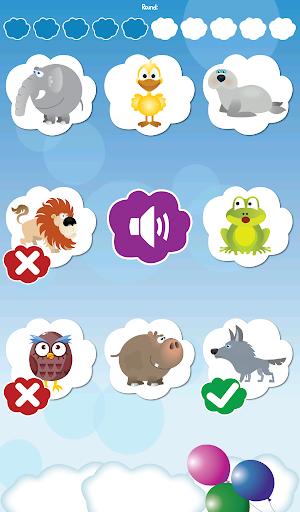 解謎必備APP下載|Kids Games with Animals 好玩app不花錢|綠色工廠好玩App