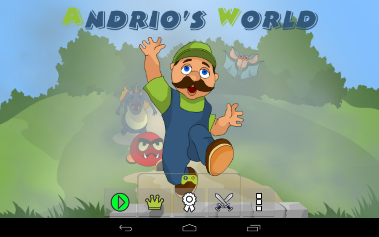Andrio's World (Free) - screenshot