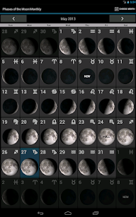 Phases of the Moon Pro- screenshot thumbnail