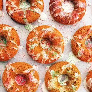 Gingerbread Doughnuts.