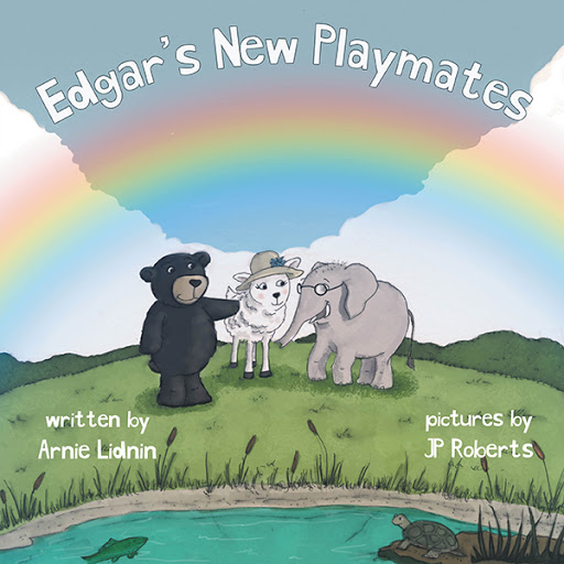 Edgar's New Playmates cover