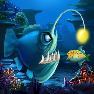 Big fish eat small fish android apps on google play for Big fish musical script