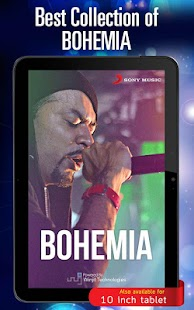 Bohemia Songs - screenshot thumbnail