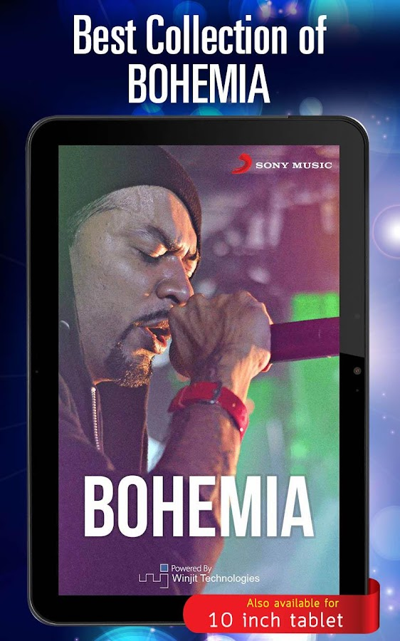Bohemia Songs - screenshot